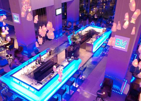 Het Radisson Blu Hotel