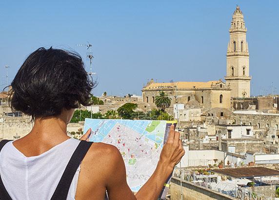 Fietstour door Lecce