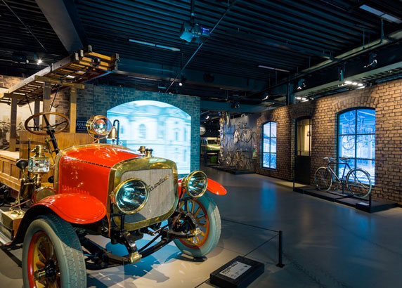 Het Riga Motor Museum