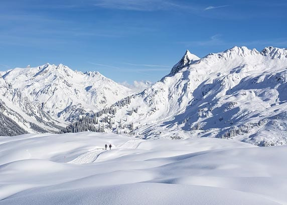De adembenemende pistes in Oostenrijk